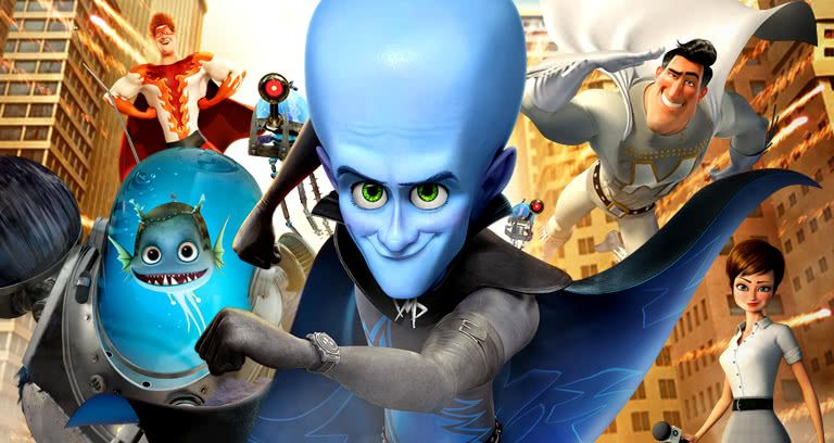 Critique film : Megamind (2010)