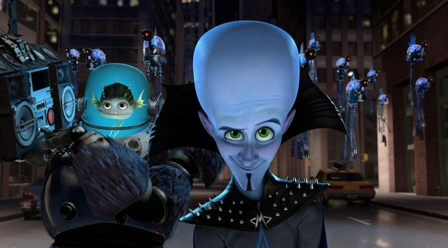 Critique film : Megamind (2010) #3